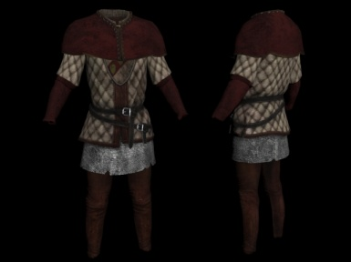 The King It's me - Merys Archer Armour