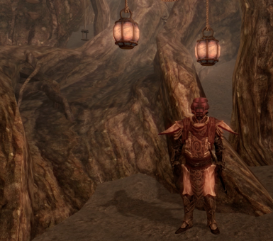 Morrowind Immersion Project