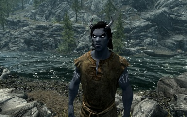 Daedra of Coldharbour Playable