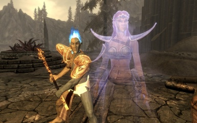 Vivec and Almalexia