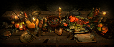 The Barbarian's Feast