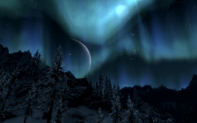 Skyrim sure is purdy