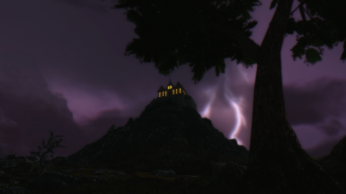 Dragonsreach Amidst Thunder and Lightning