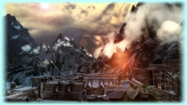 Postcard from Windhelm