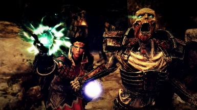 Kartika and the Draugr
