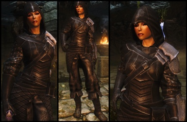 Thief Armor In Game 2