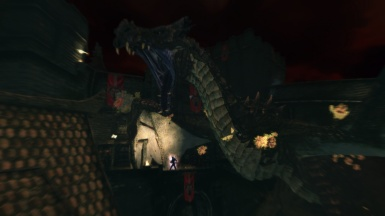 The Dragon Lord Defeated