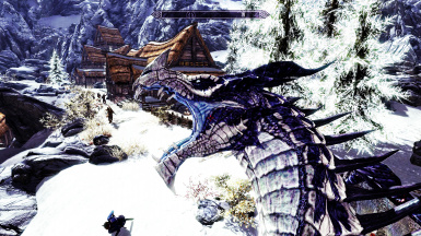 Morthals Frost Dragon