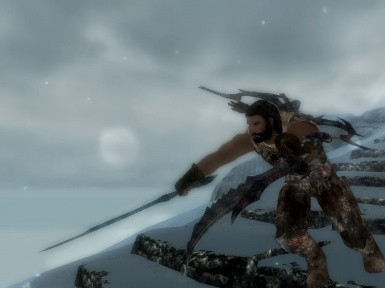 Immersive Animations   Leaping Sword