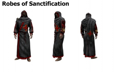 Robes of Sanctification