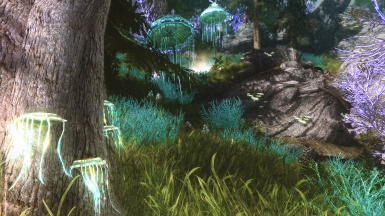 My test mod - Avatar's forest 4
