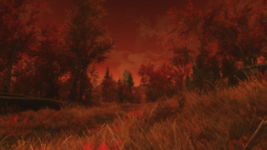 K enb at the same time of blood moon