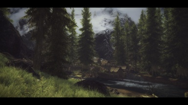 Riverwood at the spring