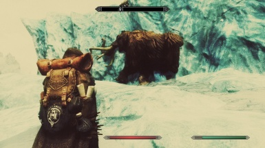 frosty mammoth surprise
