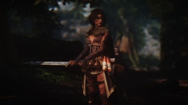 New ENB and some Forest exploring