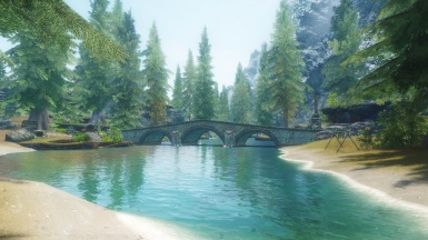 the beauty of Riverwood