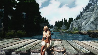 Posing in Riverwood
