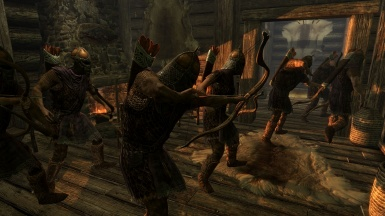 Chase after thief in Riften
