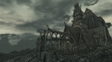Bad Weather Over Dragonsreach