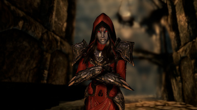 Quilue Archmage of Winterhold