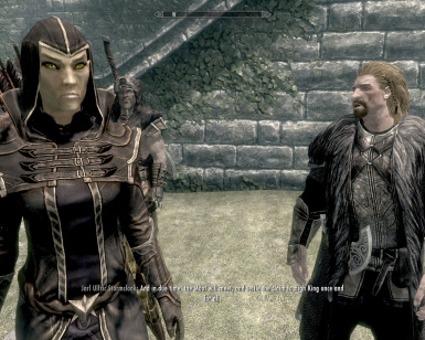 My Atmer baby and Ulfric