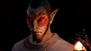 Mohican dunmer will be cool guy