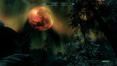 Dawn of the Red Moon