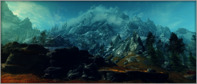 The nature of Skyrim