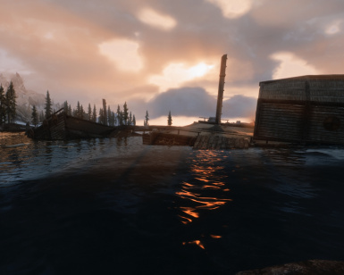 The beauty of 900 mods and NLA ENB