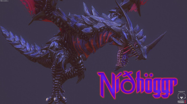 Nithhogg dragon Final version