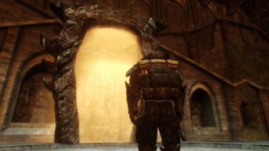 Natural Light and Atmospherique ENB - Orc in dungeon 3