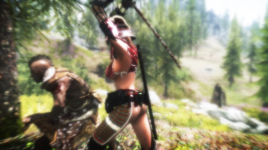 Bounty Hunting in the Forests of Falkreath I I