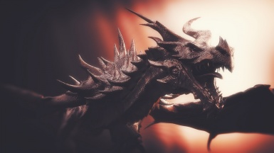 Deathwing Inspired Alduin Revisited