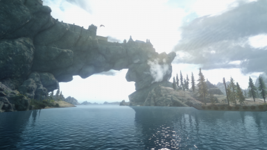 A journey through Skyrim