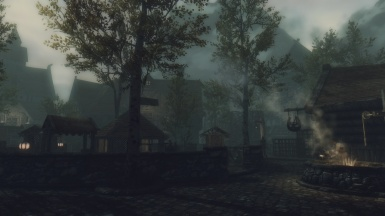 The Grim and Somber ENBs - Riften early morning