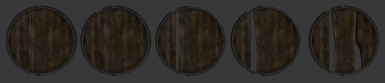 Breakable shields V_2