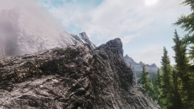 Vivid Landscapes - Rocking Stones and Mountains Parallax