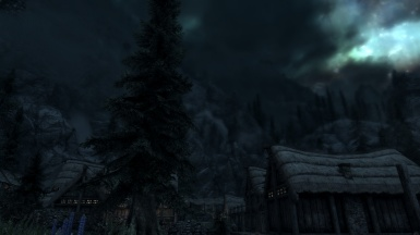 Riverwood At Night