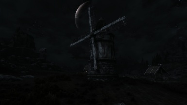 bleak enb night