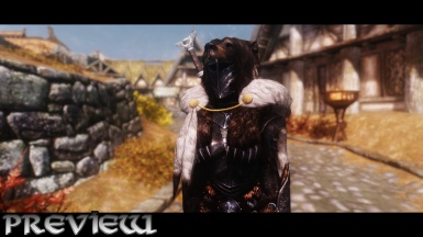 Preview of Steel Bear helms for Call of the North Revisited