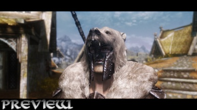 Ancient Nord Bear Helms Call of the North Revisited Preview