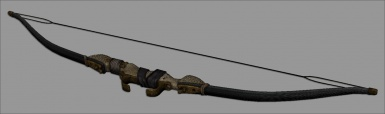 Ghosu Weapon Pack 1_5 WIP - Variation of Green Arrows Bow TV show