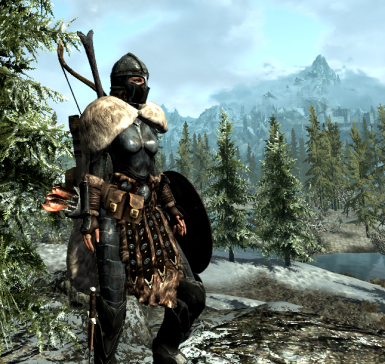 My hero of Skyrim