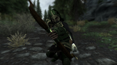 Green Pact Armor