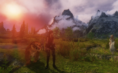 HighPiched Enb