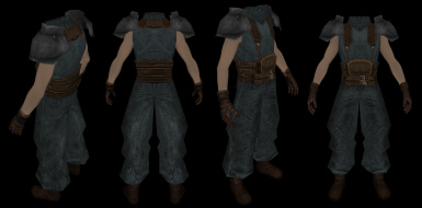 SOLDIER Armor - Textured