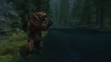 Raging Bear