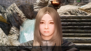 SG and RaceMenu Character Creation 11