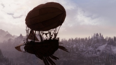 Flyable Airship 2