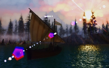LVX Magick Boat for LE - Check my files 4